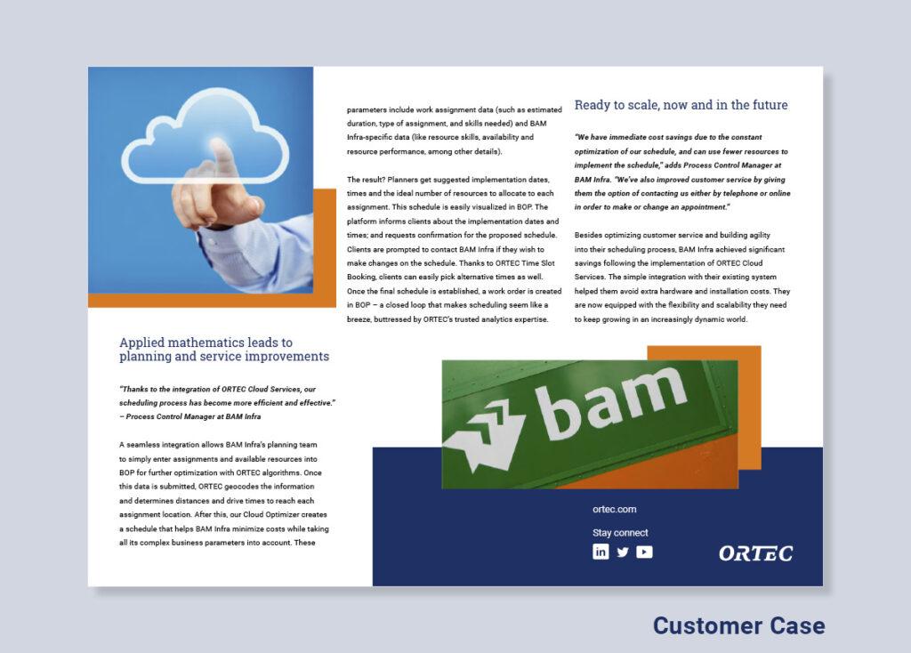 ORTEC case BAM3