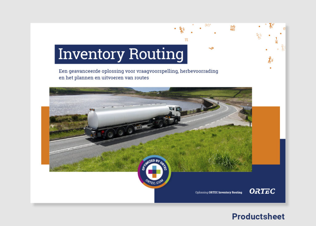 ORTEC productsheet